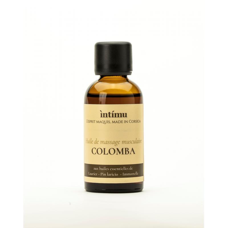 Huile de Massage Colomba  - 50 ml