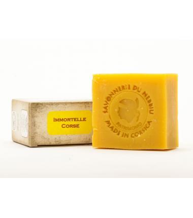 Savon Artisanal A l'Immortelle - 100 g