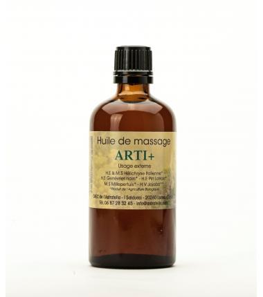 Huile de Massage Articulations - 100 mL