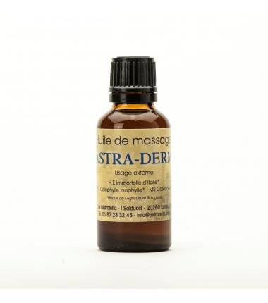 Huile de Massage Astra'Derm - 30 mL