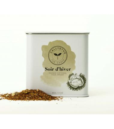 Thé Corse Soir d'Hiver - 70 g