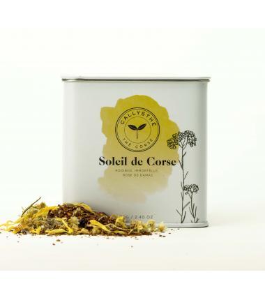 Thé Corse Soleil de Corse - 70 g