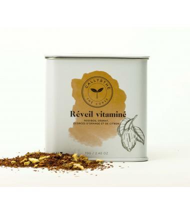 Thé Corse Réveil Vitaminé - 70 g