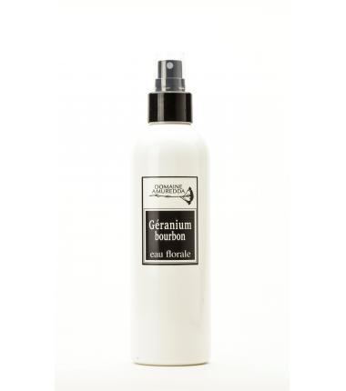 Eau Florale de Géranium Bourbon Biologique - 200 mL