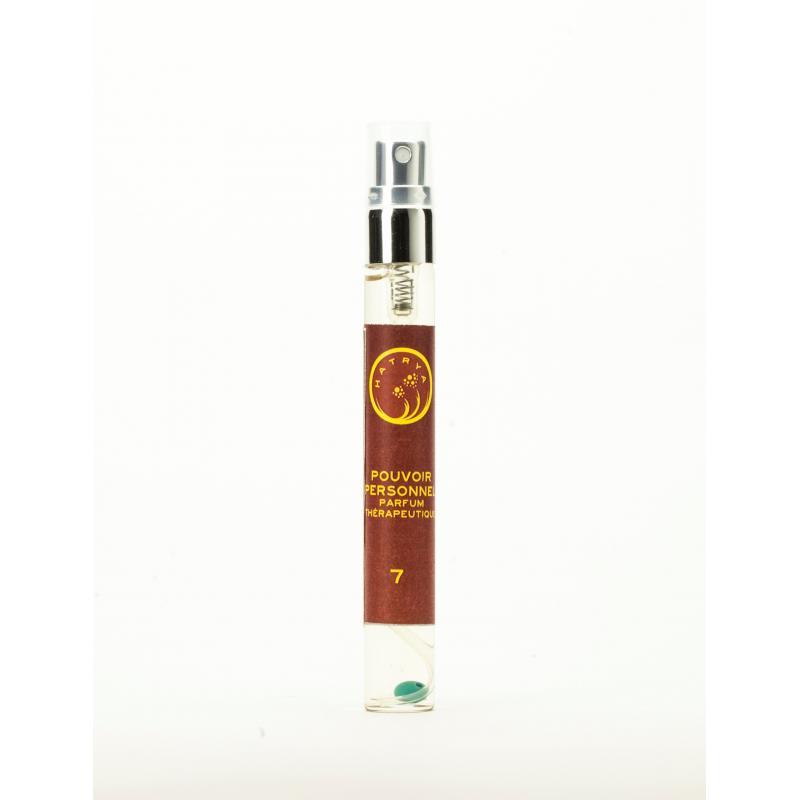 Parfum Thérapeutique N°7 Pouvoir Personnel - 10 ml