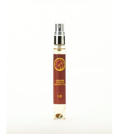 Parfum Thérapeutique Emotion N°10 Ordre - 10 ml
