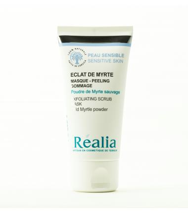 Masque Exfoliant Eclat de Myrte - 50 mL